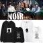 เสื้อฮู้ด (Hoodie) B.A.P - NOIR (ver.2) thumbnail 1