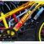 จักรยานเสือภูเขาเด็ก TRINX เกียร์ 6 สปีด ล้อ 20 นิ้ว เฟรมอลูมิเนียม,M112 thumbnail 11