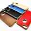 เคส tpu เคฟล่า แต่งขอบทอง Iphone 7 4.7 นิ้ว thumbnail 1