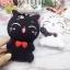 เคสซิลิโคนแมวอ้วน 3D ไอโฟน 7 plus(5.5 นิ้ว) thumbnail 1