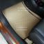สั่งตัดพรมในรถยนต์เข้ารูป Honda BR-V 2016 ลายกระดุมสีครีมขอบน้ำตาล thumbnail 3