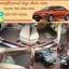 พรมไวนิลปูพื้นรถยนต์ Toyota Vios 2015 สีครีมขอบแดง thumbnail 1