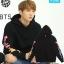 เสื้อฮู้ด (Hoodie) สกรีนลายแขนเสื้อ แบบ Jungkook thumbnail 1