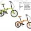 จักรยานพับได้ WCI Jupiter ล้อ 20 นิ้ว เฟรมอลู 7 สปีด ชิมาโน่ 2015 thumbnail 1