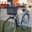 จักรยานแม่บ้าน Tiger hokkaido รุ่น ฮอกไกโด ล้อ 26 นิ้ว พร้อมตะกร้าวินเทจ (Single speed) thumbnail 18