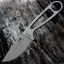Esee Izula 440C Stainless Neck Knife With Kit