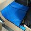 ขายยางปูพื้นรถเข้ารูป Isuzu D-Max 2012-2017 4 ประตู ลายกระดุมสีฟ้าขอบดำ thumbnail 3