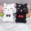 เคสซิลิโคนแมวอ้วน 3D ไอโฟน 7 plus(5.5 นิ้ว) thumbnail 2