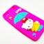 เคสซิลิโคนคิตตี้กางร่ม ไอโฟน 5/5se/5s thumbnail 4