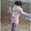 เสื้อ สีชมพู แพ็ค 5ชุด ไซส์ 100-110-120-130-140 thumbnail 5