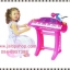 Electronic Keyboard 36 keys รุ่น 5050 สีชมพูน่ารัก ออแกนของเด็กแบบตึ้งพื้น thumbnail 4