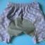 MPG014 กางเกงก้นบาน-ขาสั้นสำหรับสาวน้อย Size 1-3 ขวบ thumbnail 1