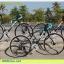 """จักรยานเสือหมอบ WCI """" ALLROAD"""" ดิสเบรคหน้าหลัง เฟรมอลู 14 สปีด 2015 ,cyclocross thumbnail 19"""