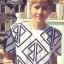 เสื้อยืดแฟชั่น EXO KRIS สีขาว thumbnail 1