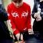 เสื้อฮูดแขนยาว เสื้อแฟชั่นเกาหลี HBA BTS Jungkook SUGA thumbnail 3