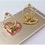 แหวนสำหรับตั้งโทรศัพท์ ติดด้านหลังเคส หัวใจหายแหววสวยงามมาก ราคาถูก thumbnail 4