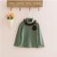 เสื้อ สีเขียว แพ็ค 5ชุด ไซส์ 100-110-120-130-140 thumbnail 1
