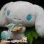 sanrio cinnamo roll plush doll ตุ๊กตาชินนาโมโรลงานเเซนริโอ้เนื้อนุ่ม thumbnail 6