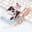 เคส Oppo Joy 5 / Neo 5s ซิลิโคน soft case สกรีลายน่ารักๆ พร้อมแหวานมือถือและสายคล้องเข้าชุดกัน ราคาถูก thumbnail 7