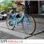 จักรยานแม่บ้านพับได้ K-ROCK ล้อ 26 นิ้ว เฟรมเหล็ก เกียร์ชิมาโน่ 6 สปีด TEF2606A (ไม่มีตะกร้าหน้า) thumbnail 7