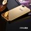 เคส Huawei Honor 4X (aLek 4g plus) ขอบเคสโลหะ Bumper + พร้อมแผ่นฝาหลังเงางามสวยจับตา ราคาถูก thumbnail 6