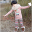 เสื้อ สีชมพู แพ็ค 5ชุด ไซส์ 100-110-120-130-140 thumbnail 4