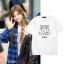 เสื้อยืด (T-Shirt) ลายลูกเต๋า แบบ Sana thumbnail 1