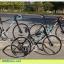 """จักรยานเสือหมอบ WCI """" ALLROAD"""" ดิสเบรคหน้าหลัง เฟรมอลู 14 สปีด 2015 ,cyclocross thumbnail 5"""