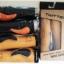 ปลอกแฮนด์หนังแท้ TWITTER Leather Bike Grips,TWG01(S196) thumbnail 3
