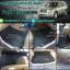ขายผ้ายางปูพื้นรถยนต์เข้ารูป Ford Escap ลายกระดุมสีดำขอบดำ thumbnail 1