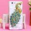 Case Oppo Joy 5 / Neo 5s พลาสติกประดับคริสตัลเทียมสวยงามมาก ราคาถูก thumbnail 10