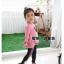 เลคกิ้ง สีกรม แพ็ค 5ชุด ไซส์ 100-110-120-130-140 thumbnail 2