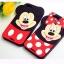 เคส iPhone 4/4s ซิลิโคน 3D มินนี่+มิกกี้เม้าส์ thumbnail 7