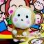 (พร้อมส่ง) 2016 New Sanrio Monkichi Mini Mascot Doll (sanrio Character Ranking 2016) &#x273F ตุ๊กตาลิงมองคิชิ thumbnail 2