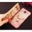 เคส Samsung A5 2016 พลาสติกโปร่งใสขอบ TPU ขอบประดับคริสตัลพร้อมแหวนสำหรับตั้งมือถือ ราคาถูก (ไม่รวมสายคล้อง) thumbnail 4