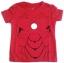 WD2 The Wonderful World Of Disney เสื้อยืดเด็ก แขนสั้น สีแดง Ironman Cotton 100% Size 18M-3Y thumbnail 1