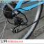 จักรยานแม่บ้านพับได้ K-ROCK ล้อ 26 นิ้ว เฟรมเหล็ก เกียร์ชิมาโน่ 6 สปีด TEF2606A (ไม่มีตะกร้าหน้า) thumbnail 11