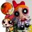 Powerpuff Girls - Blossom plush doll บลอซซั่มสาวน้อยพาวเวอร์พัฟเกริ์ลชุดส้ม thumbnail 2