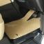 ผ้ายางกระดุมปูพื้นรถยนต์ Toyota Alphard 2015 กระดุมสีครีมขอบครีม thumbnail 2