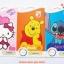 ฟิล์มกันรอยลายการ์ตูน หน้า-หลัง Samsung Galaxy E7/E700 thumbnail 1
