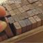 Handwritten Alphabet & Number & Symbol Stamp Set thumbnail 6