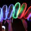 รองเท้าผ้าใบมีไฟ LED สีขาว (เปลี่ยนสีได้ 7 สี) thumbnail 6