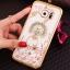 เคส Samsung S6 Edge Plus ซิลิโคน TPU โปร่งใสขอบเงาลายดอกไม้แสนหวาน พร้อมแหวานสุดสวย ราคาถูก thumbnail 5