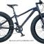จักรยานล้อโต TOTEM 10 สปีด ดิสน้ำมัน ดุมแบร์ริ่ง ล้อ 26x4.9 ปี 2016 thumbnail 2