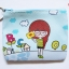 กระเป๋าใส่เศษสตางค์ลายเด็กผู้หญิง thumbnail 11