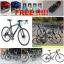 """จักรยานเสือหมอบ WCI """" ALLROAD"""" ดิสเบรคหน้าหลัง เฟรมอลู 14 สปีด 2015 ,cyclocross thumbnail 2"""