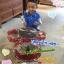 ชุดกลองสำหรับเด็กครบชุดเพียง 499.-สีแดงพร้อมเก้าอี้นั่ง สำรหับเด็ก 2-7 ปี thumbnail 16
