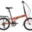 """จักรยาน KEYSTO รุ่น FS2007 ล้อ20"""" เกียร์ 7 SP เฟรมเหล็ก thumbnail 3"""