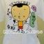 เสื้อขาวพิมพ์ลายการ์ตูนเด็กลาดกระบัง สีสันสดใสด้วยระบบ DTG thumbnail 1