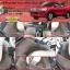 พรมปูพื้นในรถไวนิล Toyota Revo 4 ประตู สีน้ำตาลขอบน้ำตาล thumbnail 1